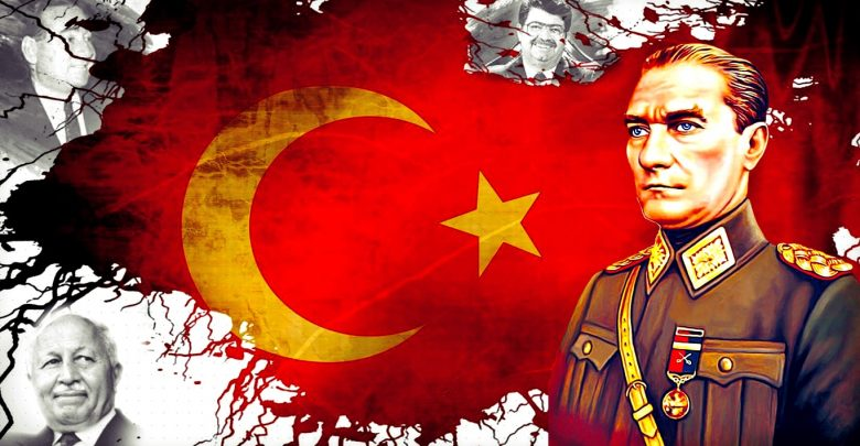 Turkey Roots of Internal Conflicts