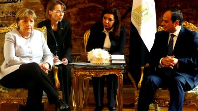 Photo of security cooperation Agreement between Egypt and Germany