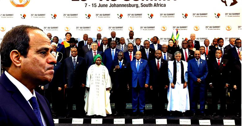Al-Sisi, Africa and Egypt's Foreign Priorities