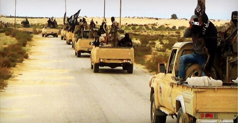 """Ansar Bayt al-Maqdis"" in Sinai"
