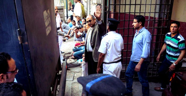 Extrajudicial killings have spiked in Egypt