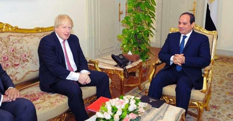 The British U-Turn on Egypt