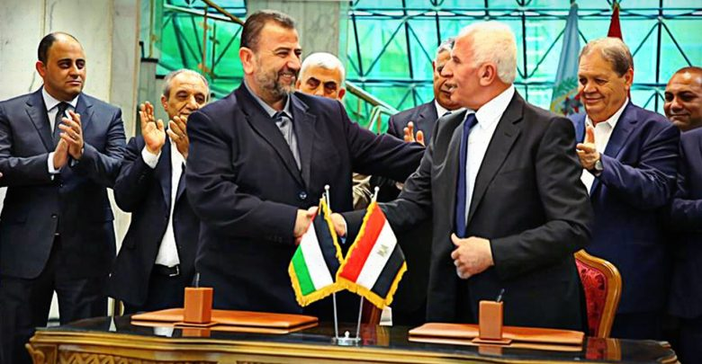 """What should be said about Palestinian """"reconciliation?"""""""