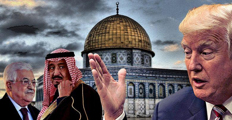What does Riyadh want from Abbas?