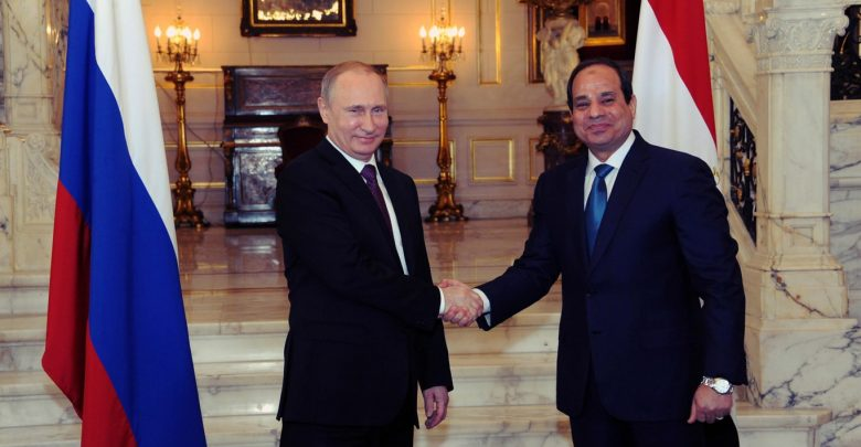 Egypt, Russia: Rapprochement or Alliance?