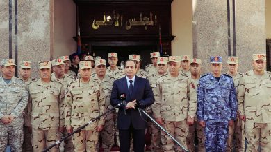 Photo of Egypt 2017: Developments in the Military Scene