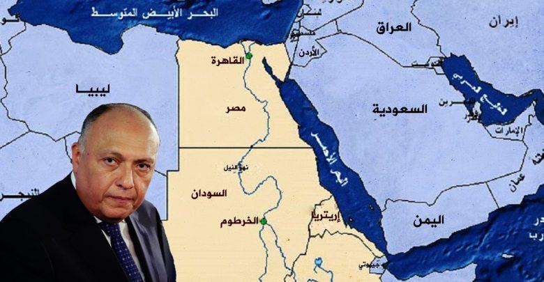 سياسة مصر الخارجية وأمنها القومي
