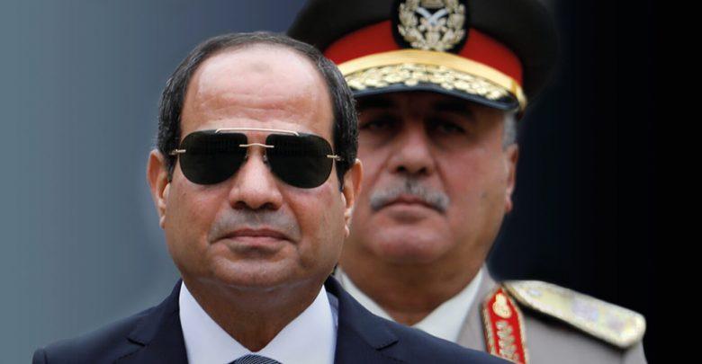 الجيش المصري وإساءة استخدام السلطة