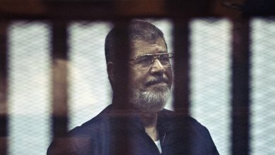 Photo of DRP Report on Morsi Detention Conditions