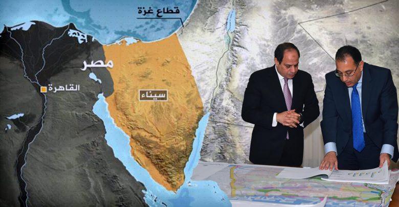 مشروعات تنمية سيناء: قراءة اقتصادية