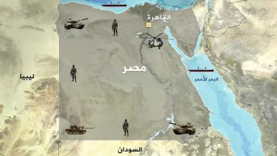Photo of Army Deployment and Egypt's National Security