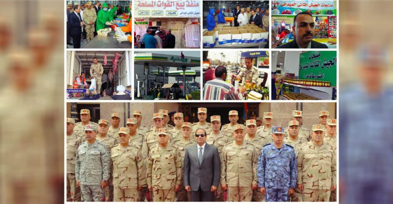 Militarization of Egypt amid Army Economic Hegemony