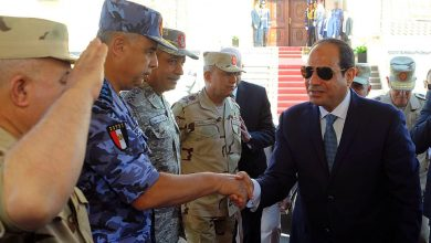 Photo of Sisi maintains repositioning of military leaders