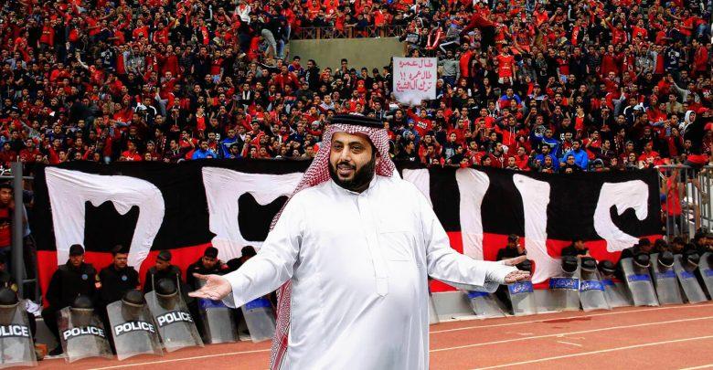 "Egyptian ""Ultras"" Crisis with Turki Al-Sheikh"