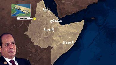 Egypt bet. Horn of Africa Settlements & GERD Crisis