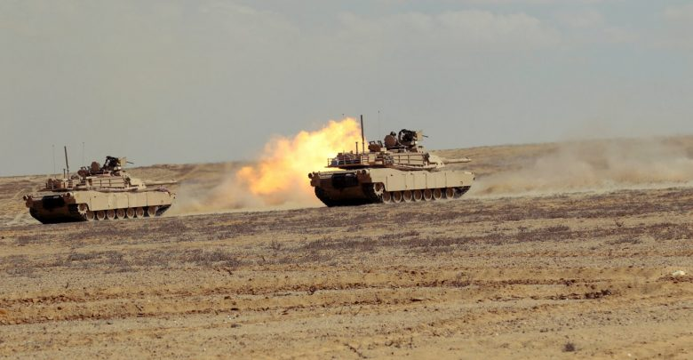 Egypt's Joint Military Exercises in Sept