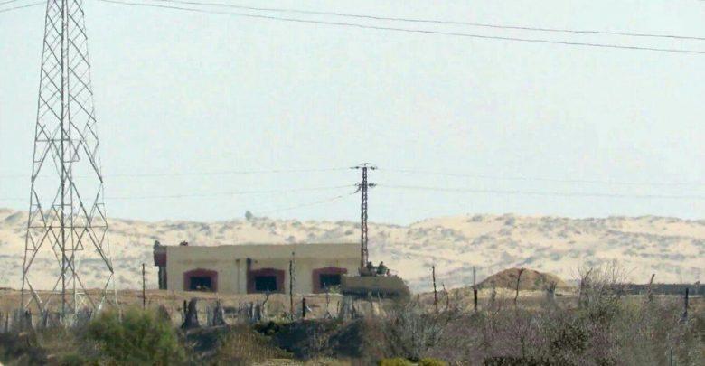 The Sinai Security Scene in November
