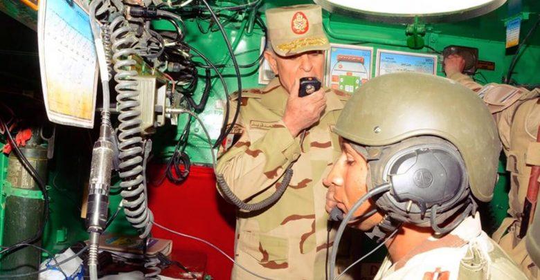 Egypt: The Military Scene in February