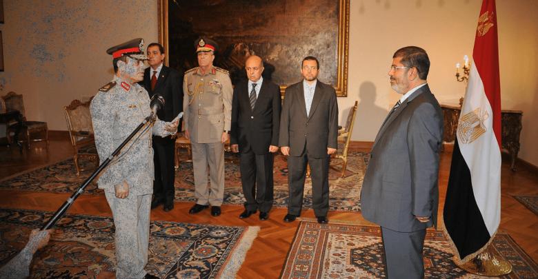الرئيس مرسي وعقيدة الجيش المصري