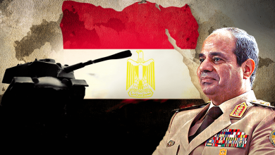 Sisi and the Army - Military Scene in June 2019