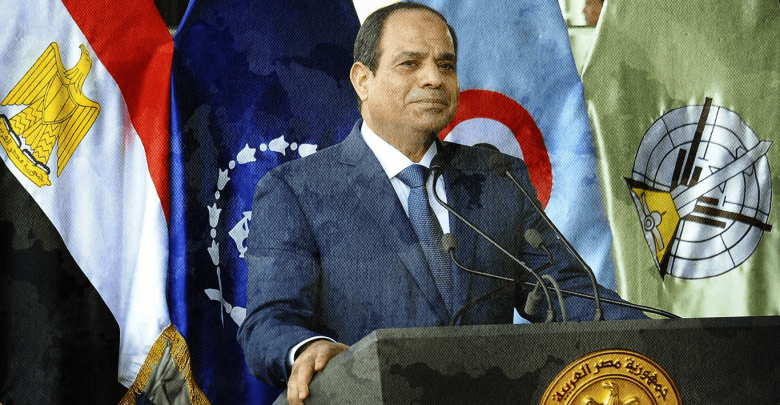 On Sisi's Address at Military Academies Ceremony