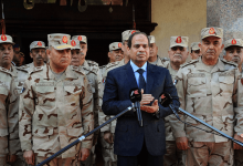 Sisi's Policy of Constant Change of Military Leaders