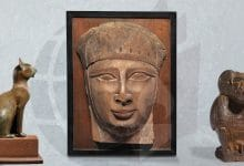 2 auctions for Egypt antiquities in London; will Cairo act!