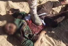 Photo of Mutilation of Dead Bodies a Crime against Humanity