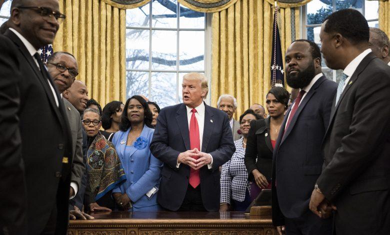تعقيب على خطاب جيسي جاكسون إلى نواب الكتلة الأفريقية بالكونجرس الأمريكي