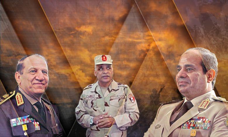 حركة تنقلات الضباط يونيو 2020