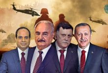 Photo of Egyptian Move Towards Libya Bet. Political Crisis & Military Build-up