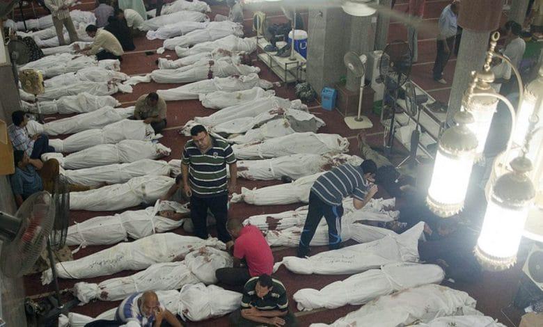 الجريمة الكاملة والعدالة الغائبة 7 سنوات بعد مذبحة رابعة