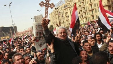 Photo of Egypt Church & Jan. Revolution Attitudes & Transformations