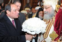Photo of Coptic Church in Era of Military Coup Sect or Citizenship