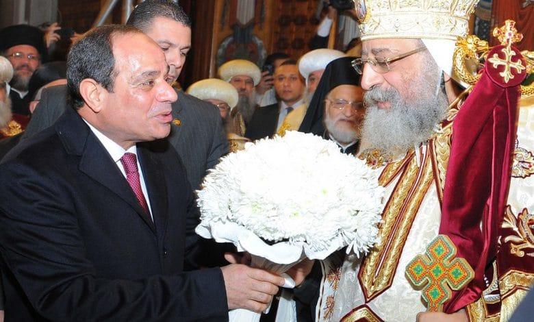 الكنيسة في عهد الانقلاب العسكري طائفة أم مواطنة؟