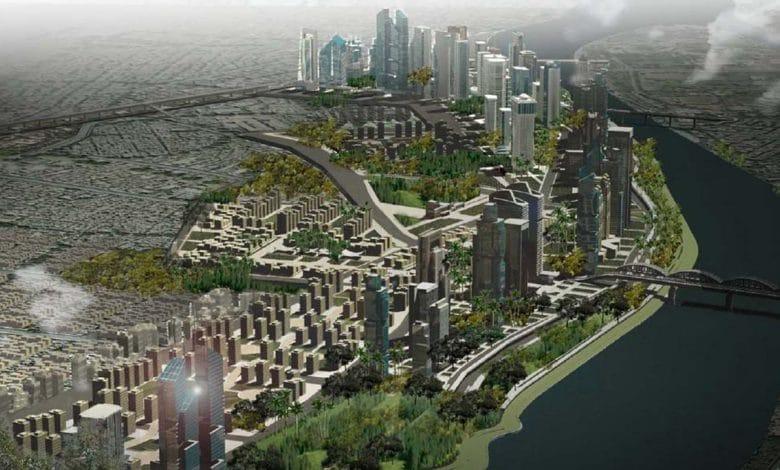 تفكيك القاهرة وبيعها هل هدم المساكن جزء من الخطة؟