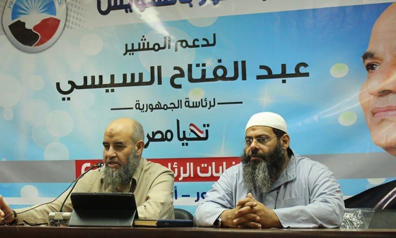 السلفيون في معادلة الثورة المضادة في مصر