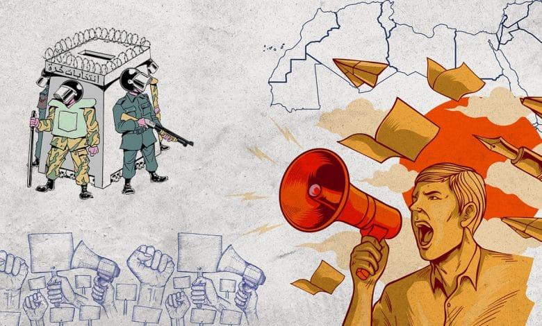 معايير حكم الأغلبية في مصر والوطن العربي وأمريكا