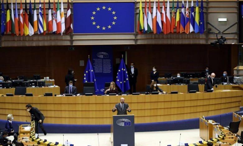 قرار البرلمان الأوروبي حول تدهور حقوق الإنسان في مصر