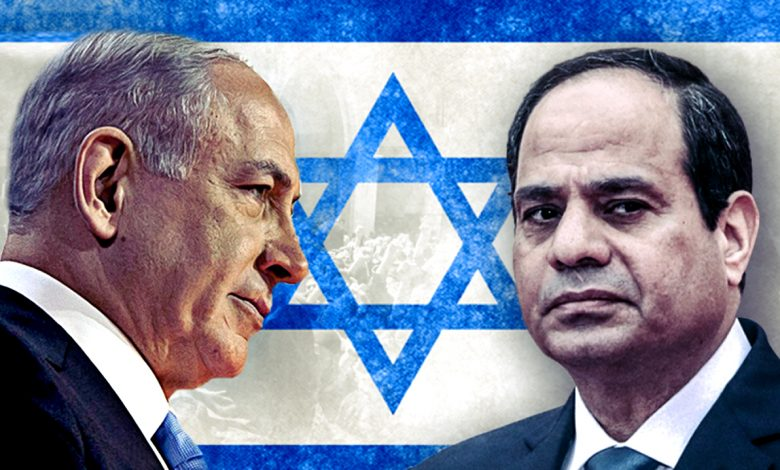 Egyptian-Israeli relations after the 2013 coup d'état