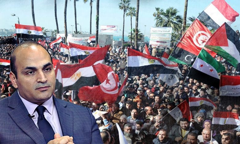 Egypt military & consolidation of hegemony and despotism