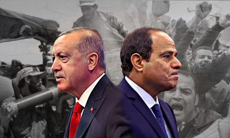 Turkish-Egyptian Reconciliation Statements and Responses