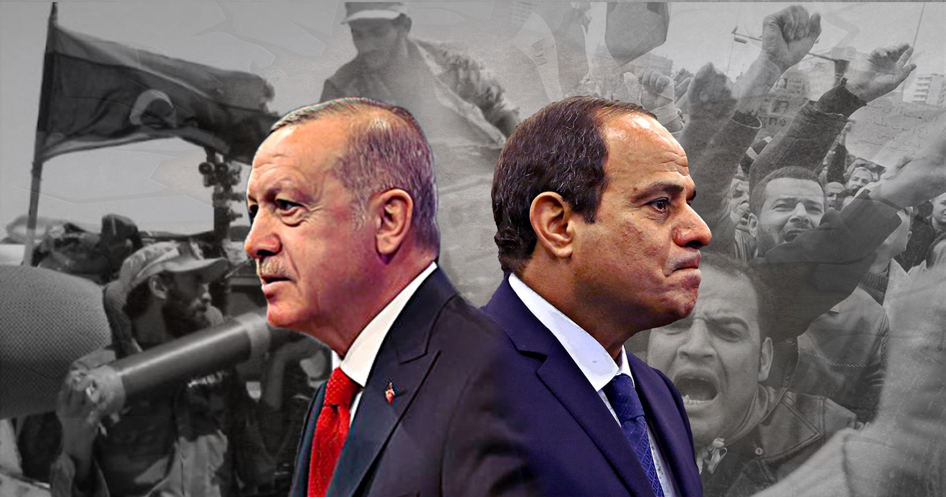 Turkish-Egyptian Reconciliation: Statements and Responses
