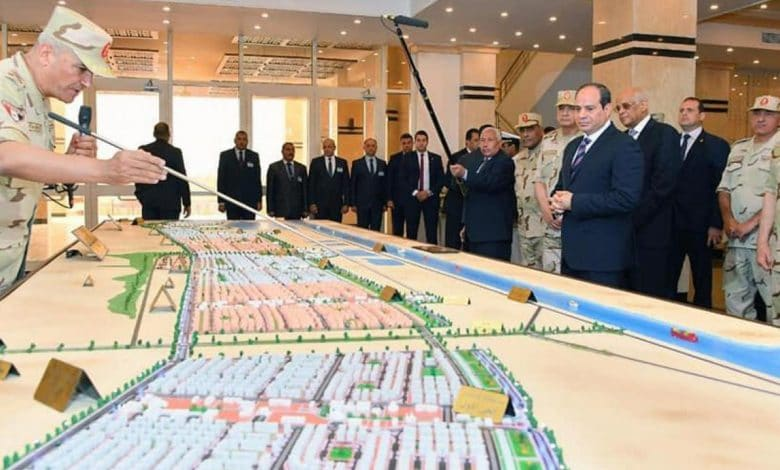 Egypt Engineering Authority & Domination of 'National Projects'