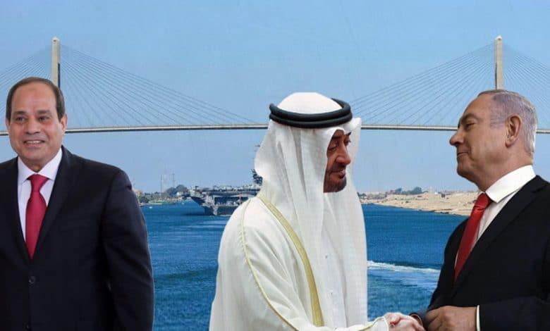 Egypt-Israel Relations Versus UAE-Israel Relations