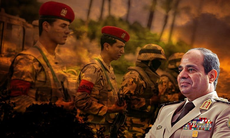 An overview of Sisi's reshuffle of top army officers (June 2021)