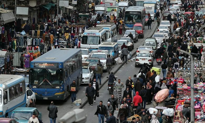 Egypt's overpopulation a real or a feigned crisis