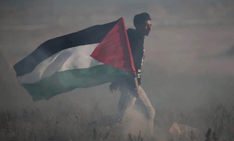 Rashid Khalidi Palestinians Will Not and Cannot Be Ignored